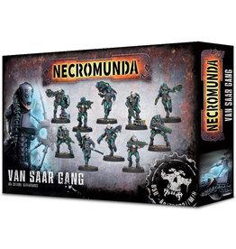 Games-Workshop NECROMUNDA : VAN SAAR GANG