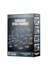 Games-Workshop START COLLECTING! VANGUARD  SPACE MARINES