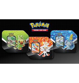 Pokemon Company Pokémon Galar Partners Tin