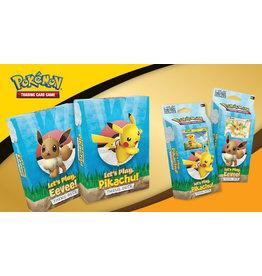 Pokemon Company Let's Play Pokémon: 2-Player Starter