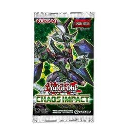Konami YGO - Chaos Impact Booster