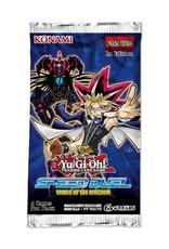 Konami YGO - Speed Duel Trials of the Kingdom booster