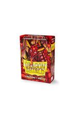 Dragon Shield Mini Sleeves: Matte Crimson