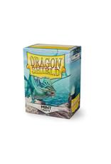 DRAGON SHIELD SLEEVES: MATTE Mint (BOX OF 100)