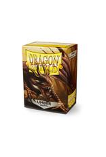 DRAGON SHIELD SLEEVES: MATTE Umber (BOX OF 100)
