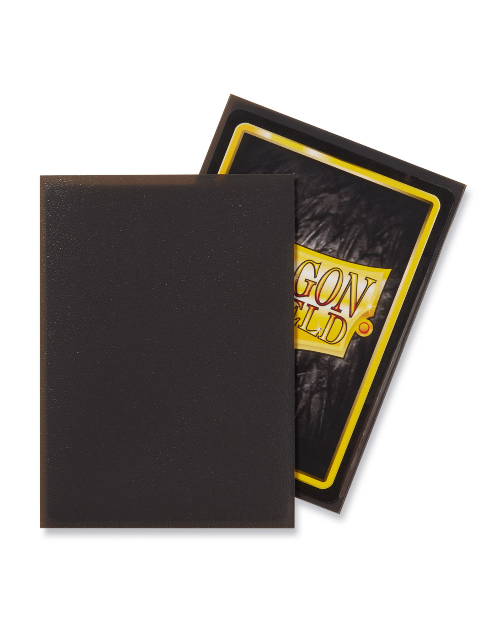 DRAGON SHIELD SLEEVES: Matte Slate (100 in box)