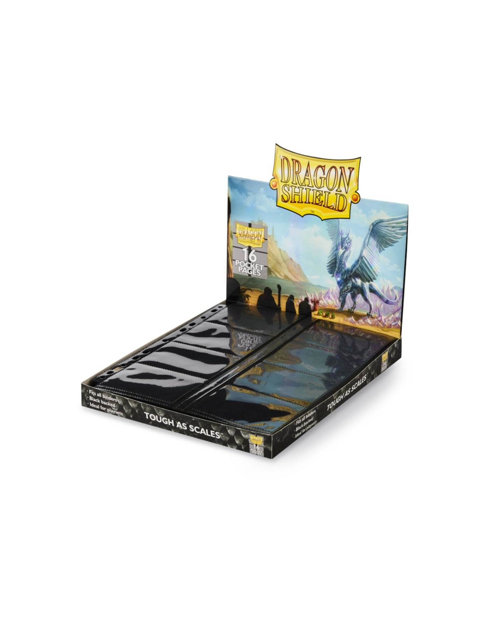 Dragon Shield 16-Pocket Pages (50)