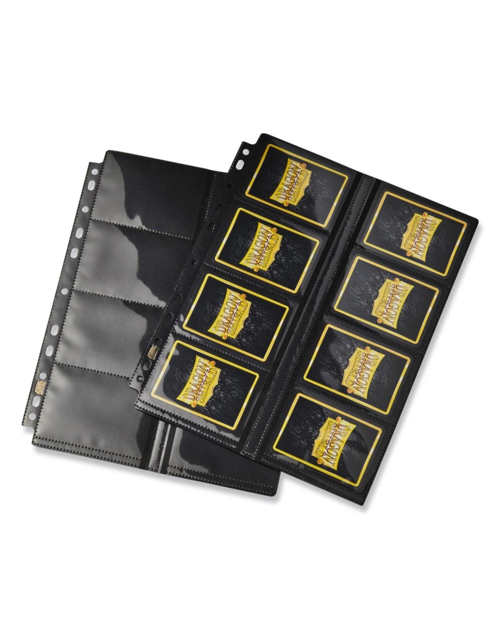 Dragon Shield 16-pocket pages single