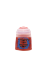 Games-Workshop Citadel paint EVIL SUNZ SCARLET (12ML)