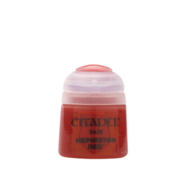 Games-Workshop Citadel paint MEPHISTON RED (12ML)
