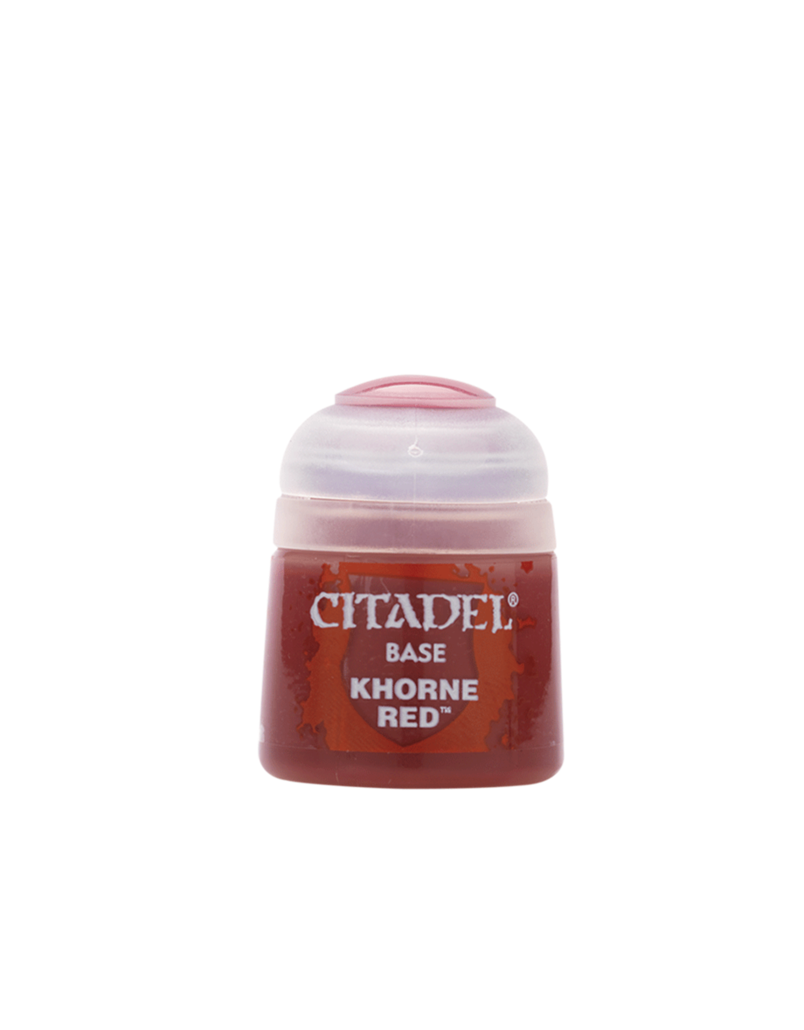 Games-Workshop Citadel paint KHORNE RED (12ML)