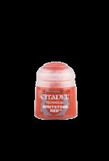 Games-Workshop Citadel paint TECHNICAL: SPIRITSTONE RED (12ML)