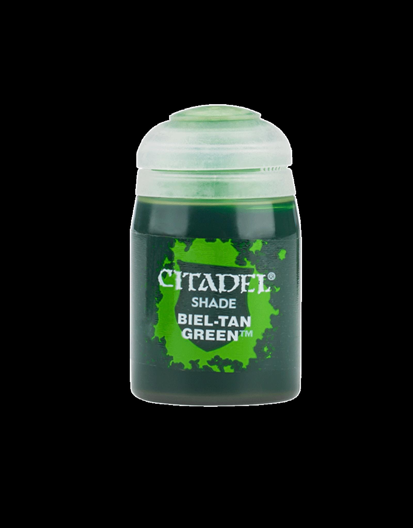 Games-Workshop Citadel paint BIEL-TAN GREEN (24ML)