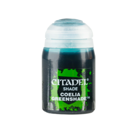 Games-Workshop Citadel paint COELIA GREENSHADE (24ML)