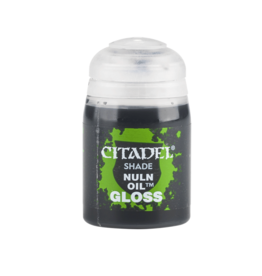 Games-Workshop Citadel paint SHADE: NULN OIL GLOSS (24ML)