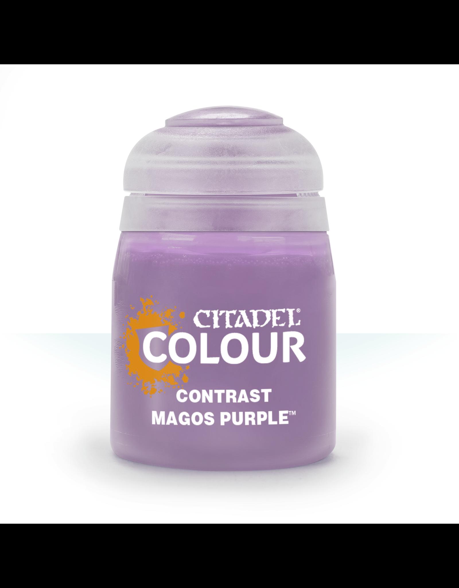 Games-Workshop Citadel Paints CONTRAST: MAGOS PURPLE (18ML)
