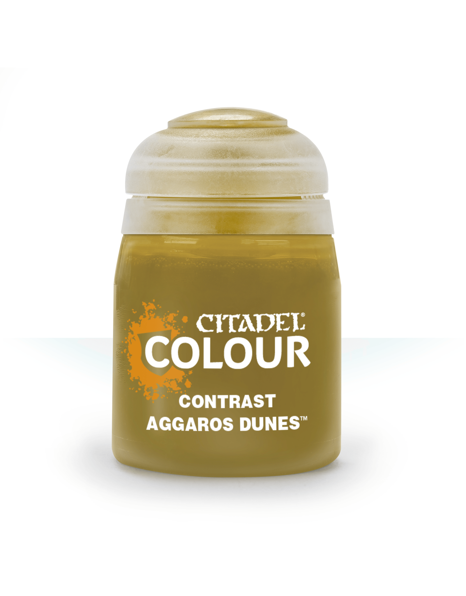 Games-Workshop Citadel Paints CONTRAST: AGGAROS DUNES (18ML)