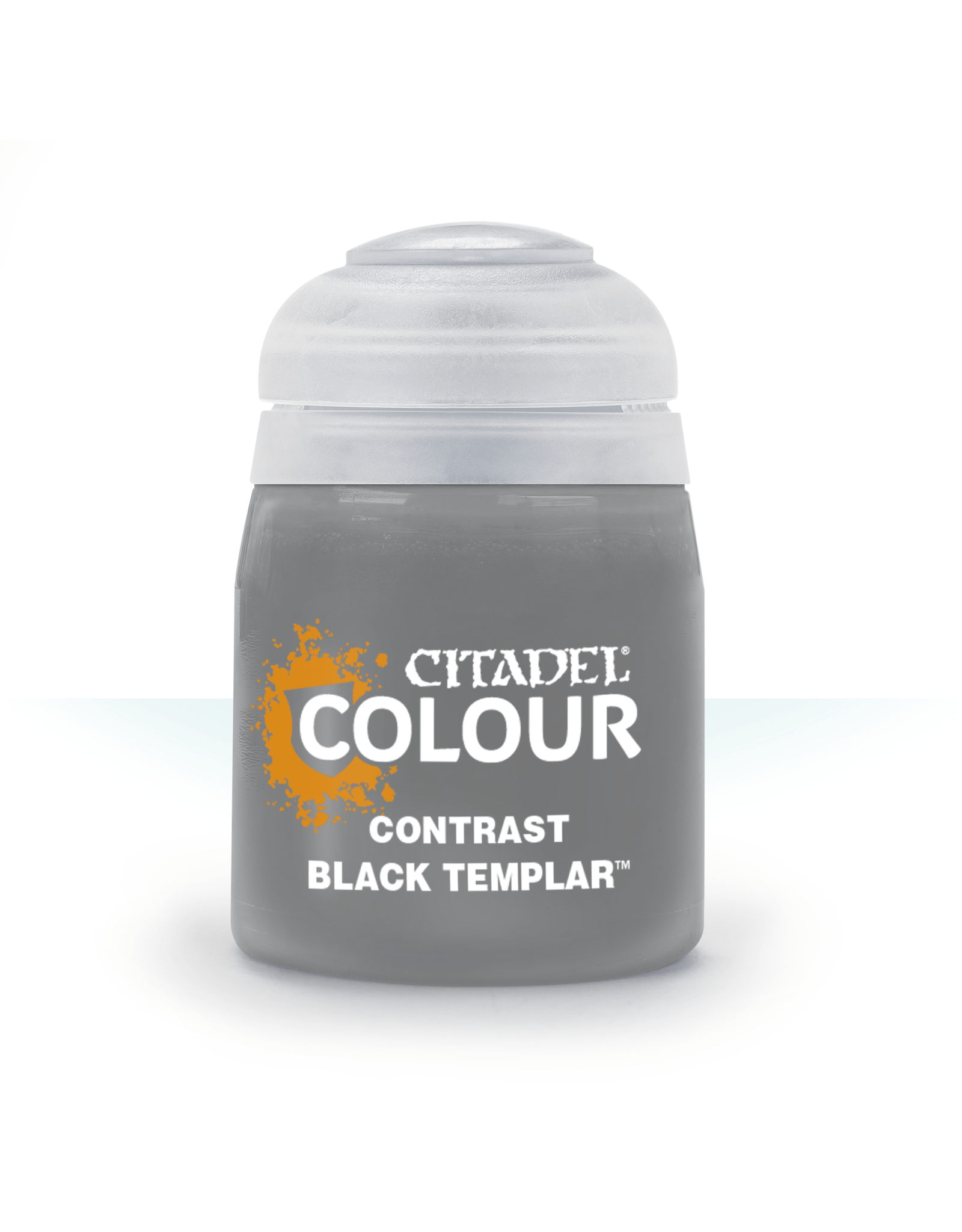 Games-Workshop Citadel Paints CONTRAST: BLACK TEMPLAR (18ML)
