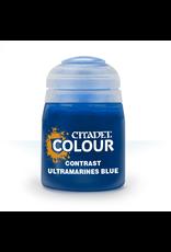 Games-Workshop Citadel Paints CONTRAST: ULTRAMARINES BLUE (18ML)