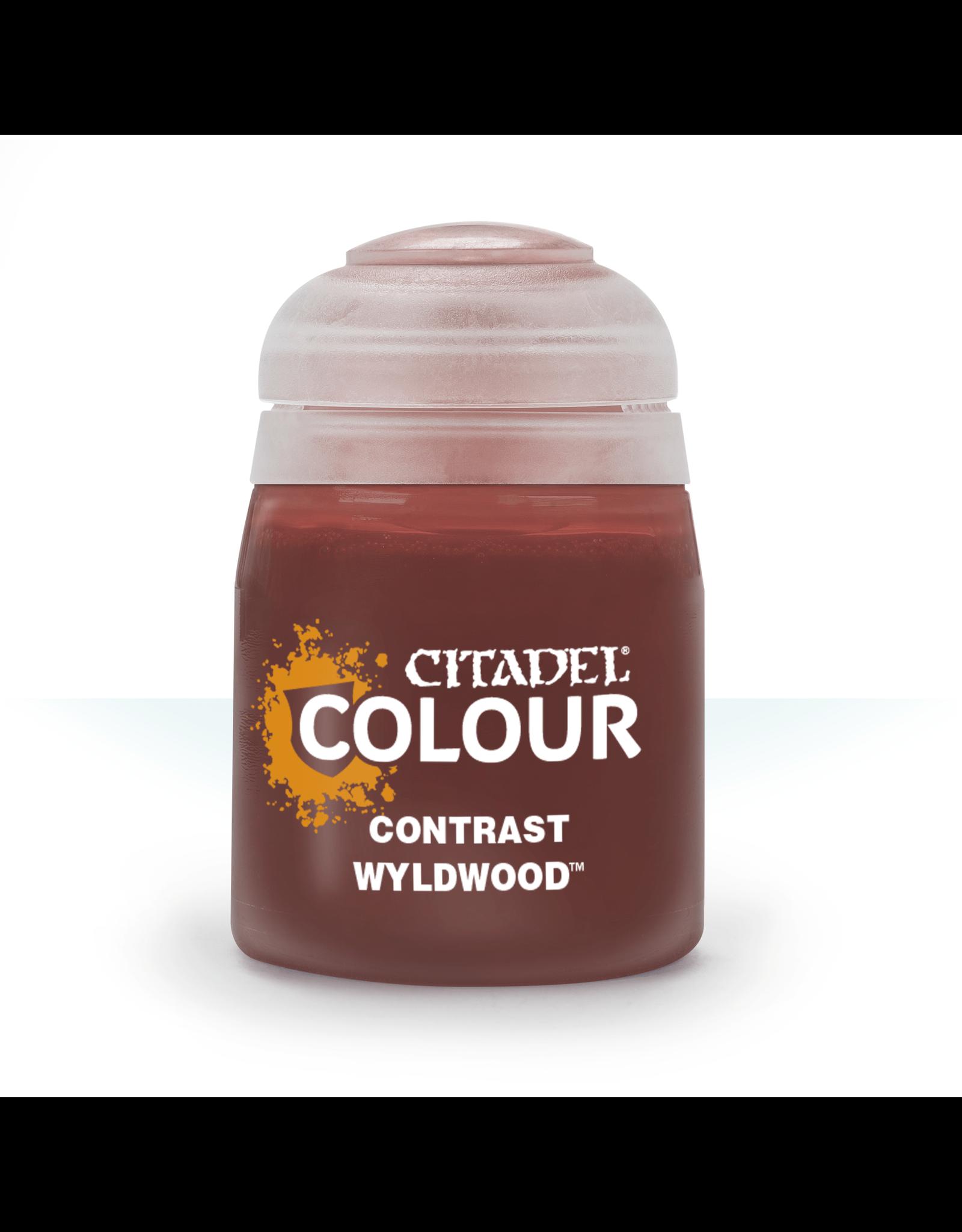 Games-Workshop Citadel Paints CONTRAST: WYLDWOOD (18ML)