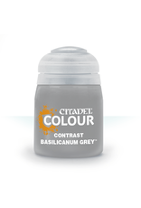 Games-Workshop Citadel Paints CONTRAST: BASILICANUM GREY (18ML)