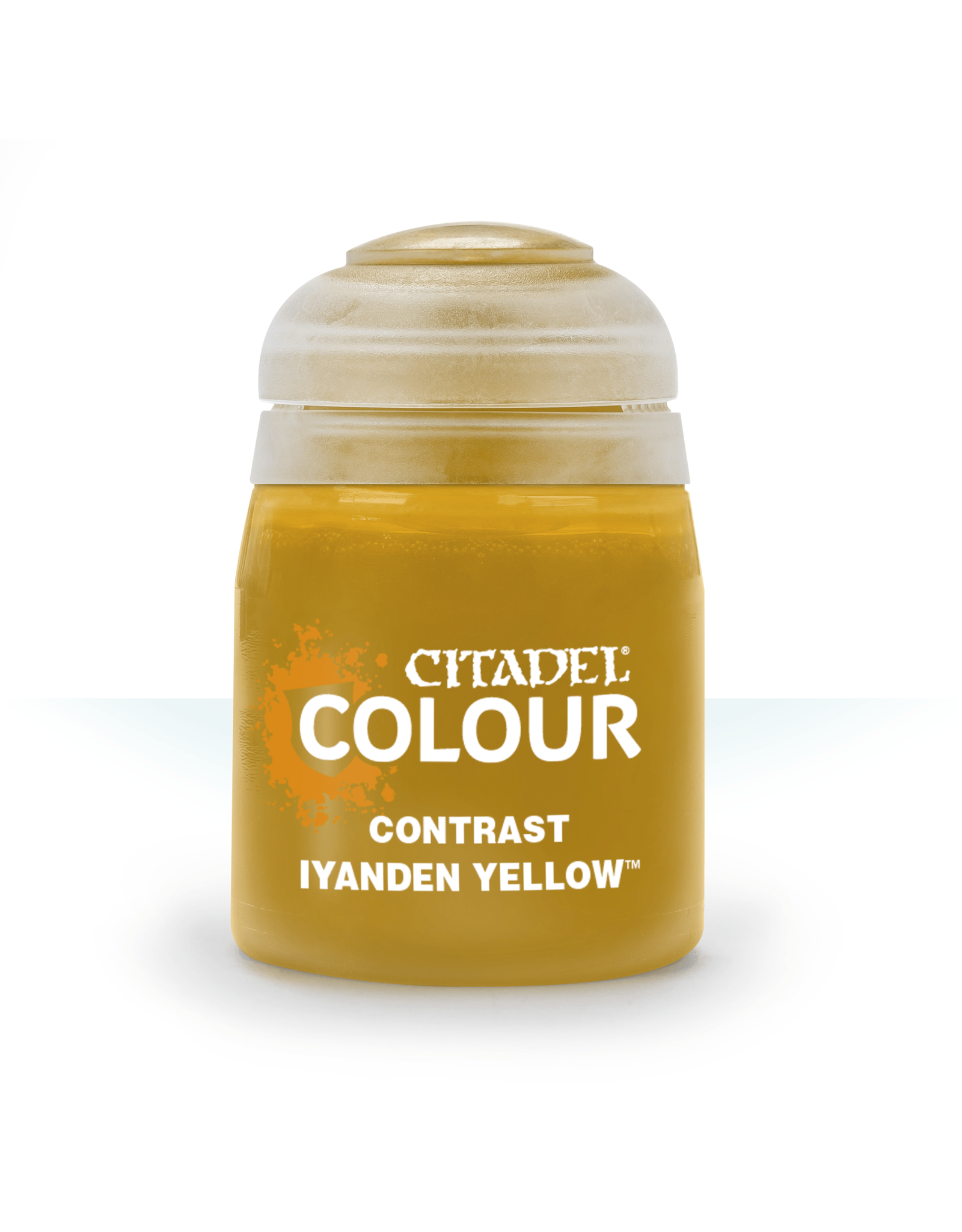 Games-Workshop Citadel Paint CONTRAST: IYANDEN YELLOW (18ML)