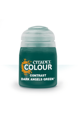Games-Workshop Citadel Paints CONTRAST: DARK ANGELS GREEN (18ML)