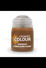 Games-Workshop Citadel Paints CONTRAST: FYRESLAYER FLESH (18ML) (18ML)