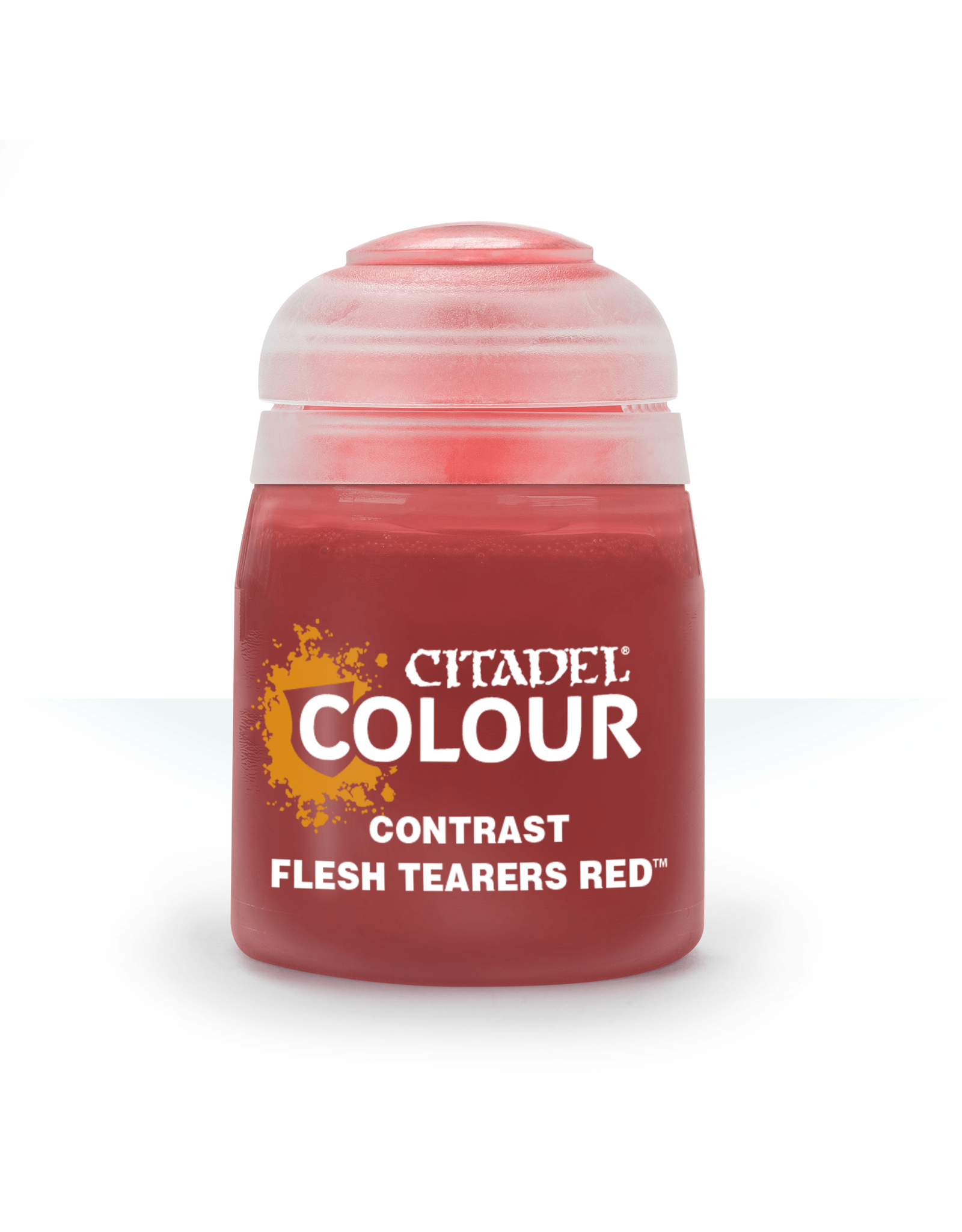 Games-Workshop Citadel Paints CONTRAST: FLESH-TEARERS RED (18ML)