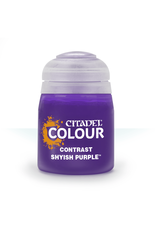 Games-Workshop Citadel Paints :CONTRAST: SHYISH PURPLE (18ML)