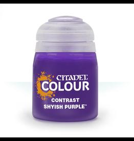 Games-Workshop Citadel Paints :CONTRAST: SHYISH PURPLE (18ML)