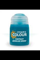 Games-Workshop Citadel Paints CONTRAST: AKHELIAN GREEN (18ML)