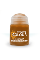 Games-Workshop Citadel Paints CONTRAST: SNAKEBITE LEATHER (18ML)