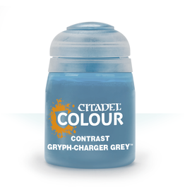 Games-Workshop Citadel Paints CONTRAST: GRYPH-CHARGER GREY (18ML)