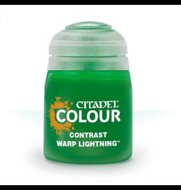Games-Workshop Citadel Paints CONTRAST: WARP LIGHTNING (18ML)