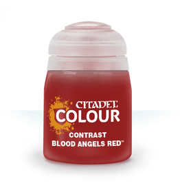 Games-Workshop Citadel Paints CONTRAST: BLOOD ANGELS RED (18ML)