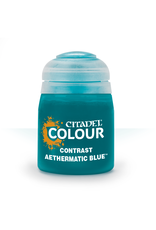 Games-Workshop Citadel Paints CONTRAST: AETHERMATIC BLUE (18ML)