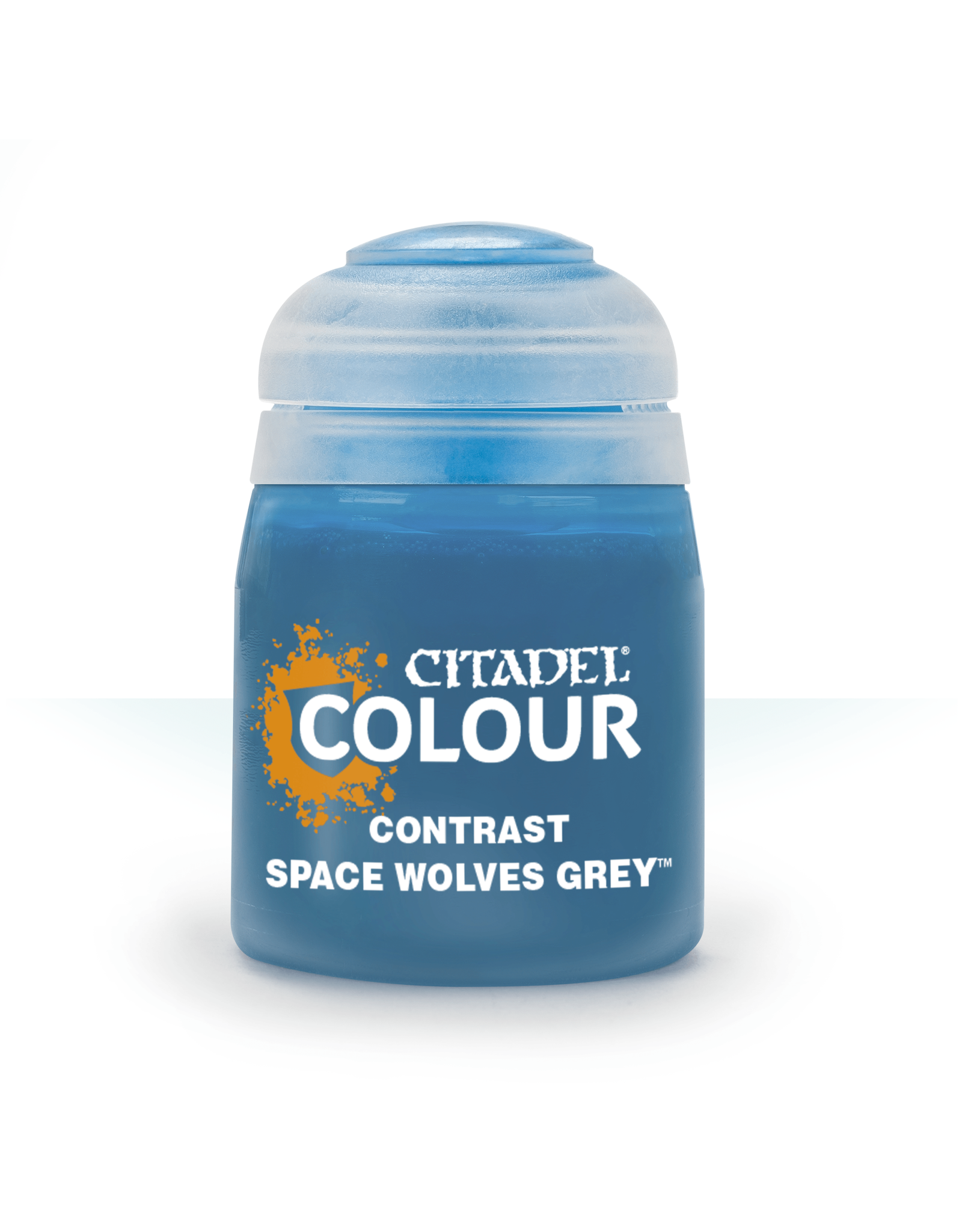 Games-Workshop Citadel Paint CONTRAST: SPACE WOLVES GREY (18ML)