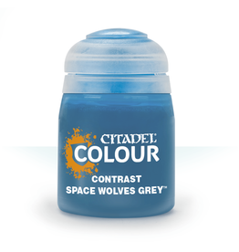Games-Workshop Citadel Paint CONTRAST: SPACE WOLVES GREY (18ML)
