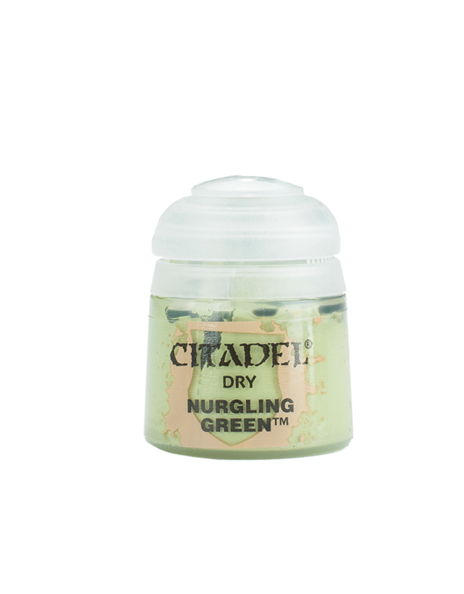 Games-Workshop Citadel paint Nurgling green Dry (12ML)