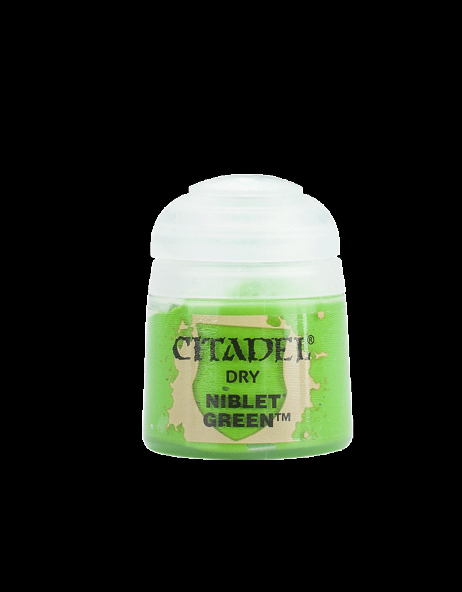 Games-Workshop Citadel paint NIBLET GREEN (12ML)