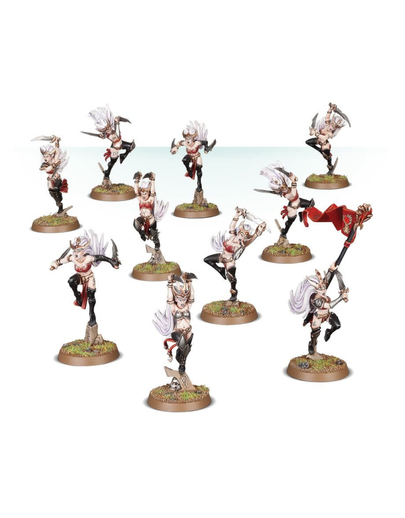 Games-Workshop Daughters Of Khaine Witch Aelves