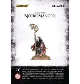 Games-Workshop DEATHMAGES NECROMANCER