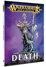 Games-Workshop GRAND ALLIANCE: DEATH (ENGLISH)