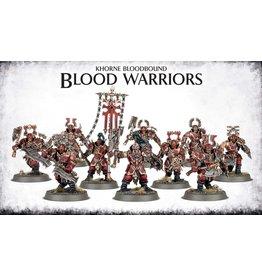Games-Workshop KHORNE BLOODBOUND BLOOD WARRIORS