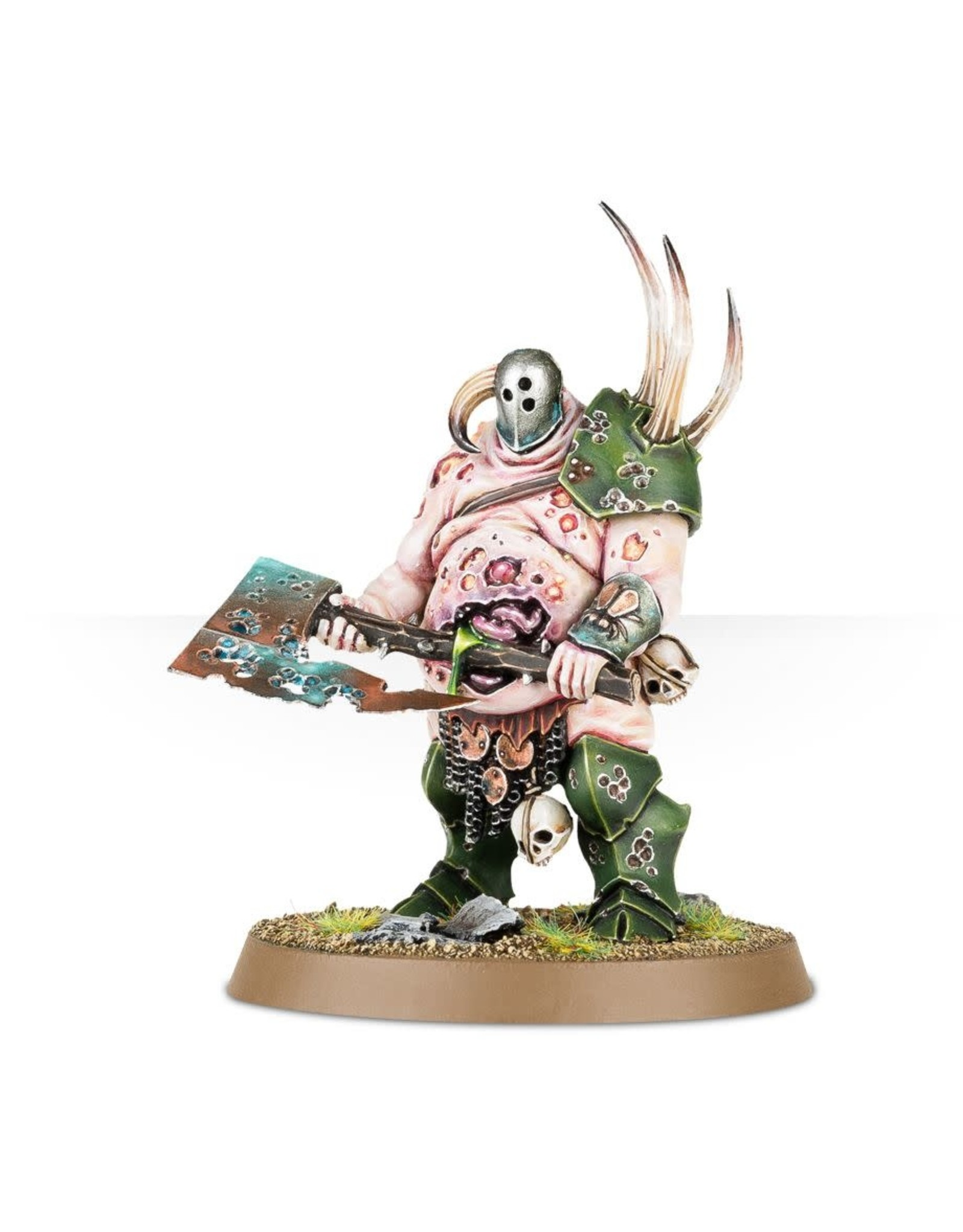 Games-Workshop NURGLE ROTBRINGERS LORD OF PLAGUES