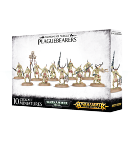 Games-Workshop PLAGUEBEARERS OF NURGLE