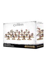 Games-Workshop SKAVEN CLANRATS