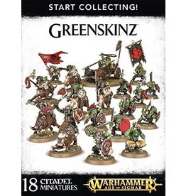 Games-Workshop START COLLECTING! GREENSKINZ