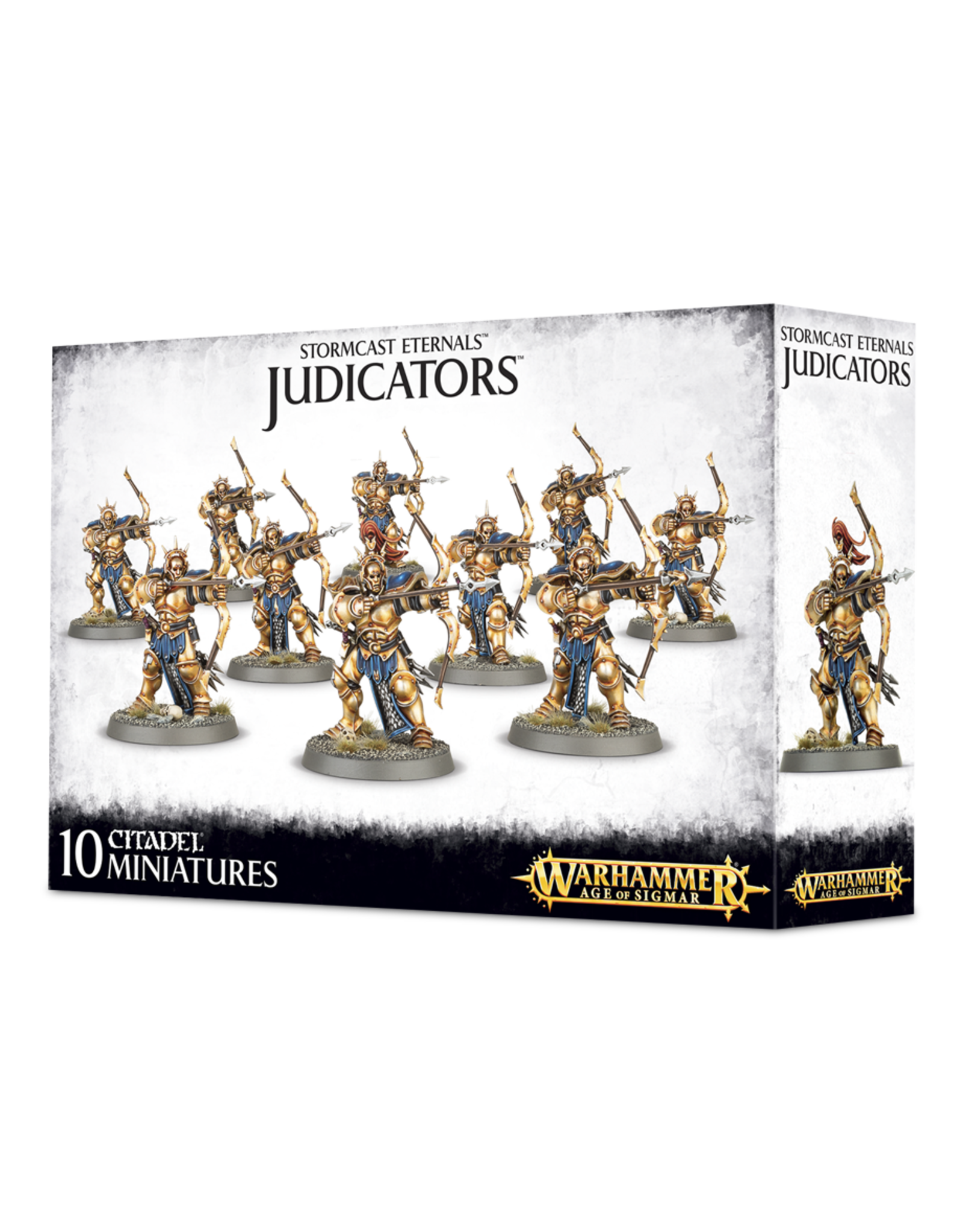 Games-Workshop STORMCAST ETERNALS JUDICATORS